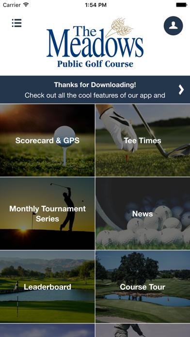 The Meadows GC screenshot 2