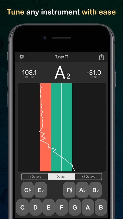 Tuner T1 Pro screenshot-0