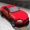 レーシングカーの3D