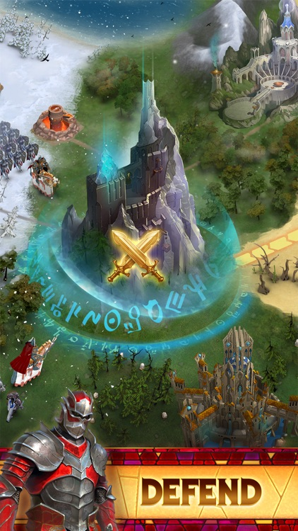 Age of Phoenix: Conquer Lands! screenshot-3