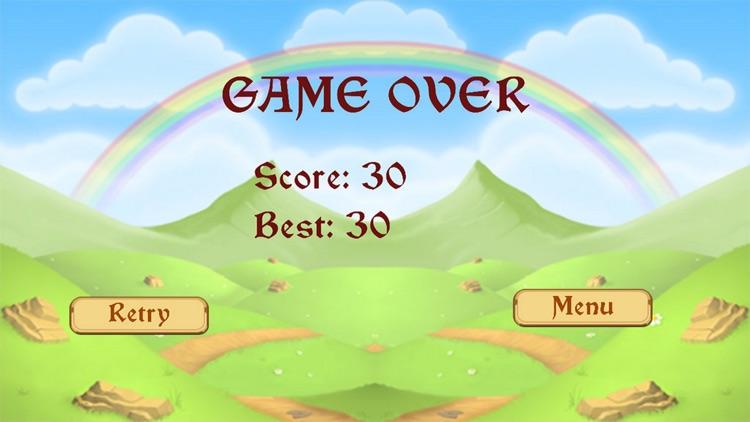 Castle Runner Rush screenshot-3