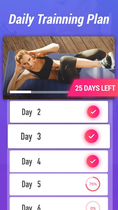 Lose Belly Fat in 30 Days App Download - Android APK