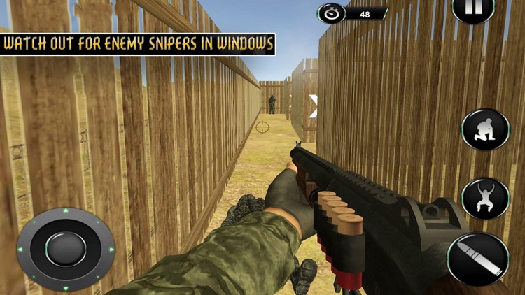 Sniper Shooting: Thrilling Mis