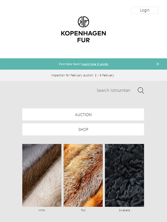 Kopenhagen Fur Online screenshot #1
