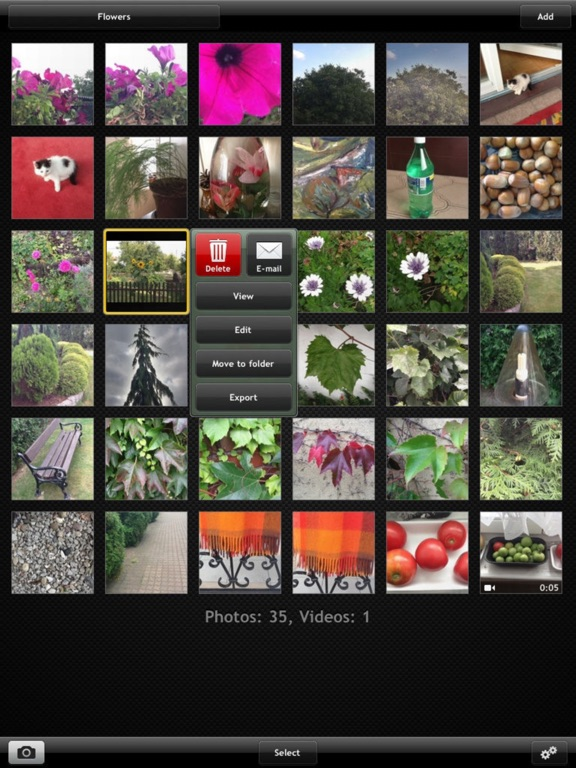 Top Camera - HDR, Slow Shutter, Video, Photo Editor for iPad - iPad Preview
