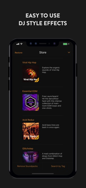 Launchpad Screenshot
