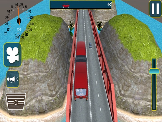 Игра Extreme City Elevated Bus 3D
