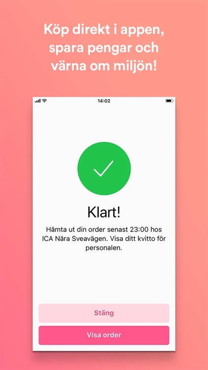 Karma - Rädda mat screenshot-3