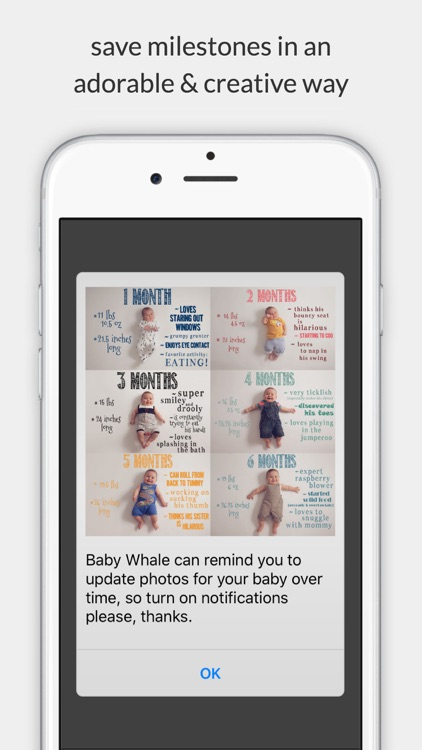 Baby Whale - The Baby Art App screenshot-3