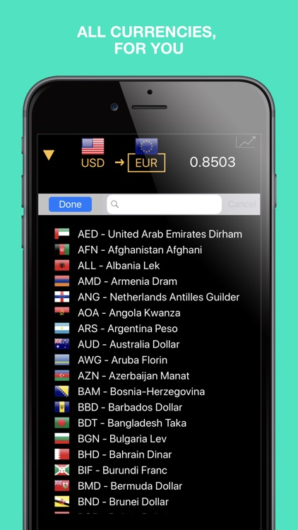 Currency Cam Converter Pro screenshot-4