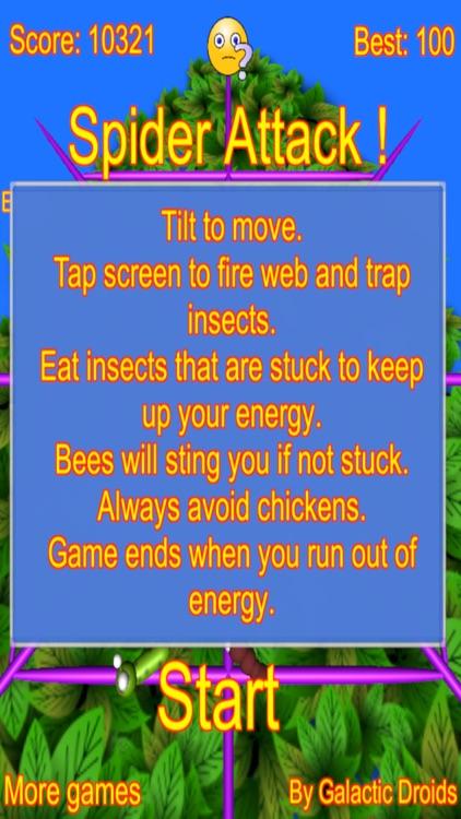 Spider Attack Pro screenshot-4