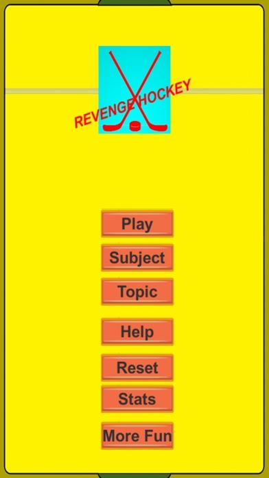 Revenge Hockey screenshot 2