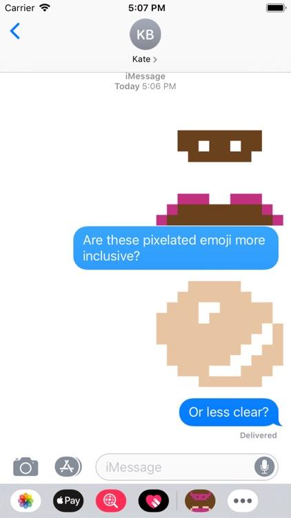 Pixelated Emoji screenshot-3