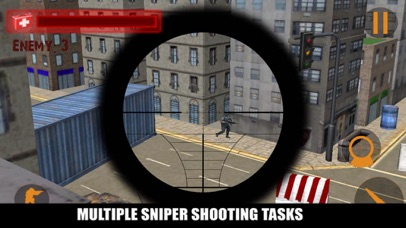 Sniper Street City Muti screenshot 1