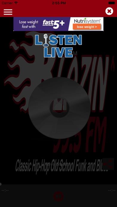WETX Blazin' 99.5 FM screenshot three