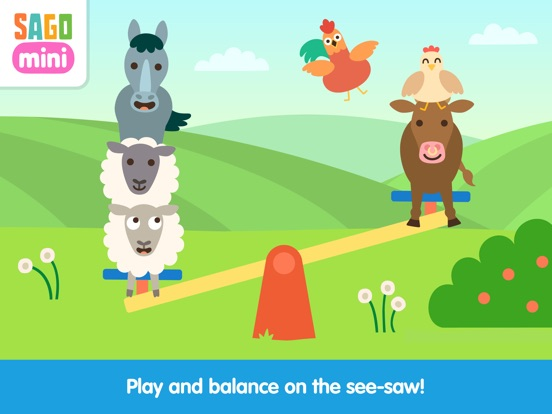 Sago Mini Farm Screenshots