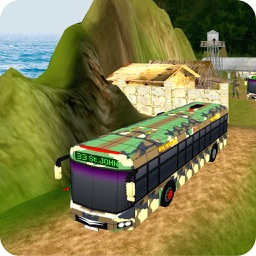 Real Army Bus Transport