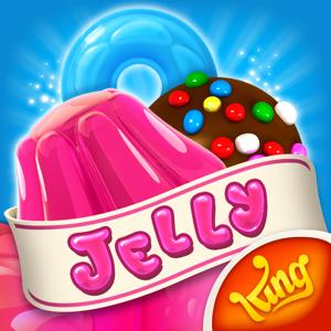 Candy Crush Jelly Saga app