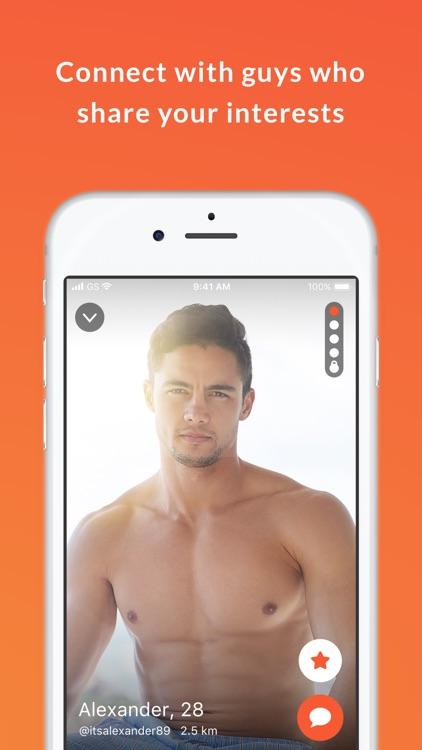 Hornet, The Gay Social Network screenshot-3