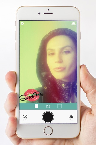 SweetPic - The perfect selfie - náhled
