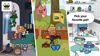 download Toca Life: Pets apps 2