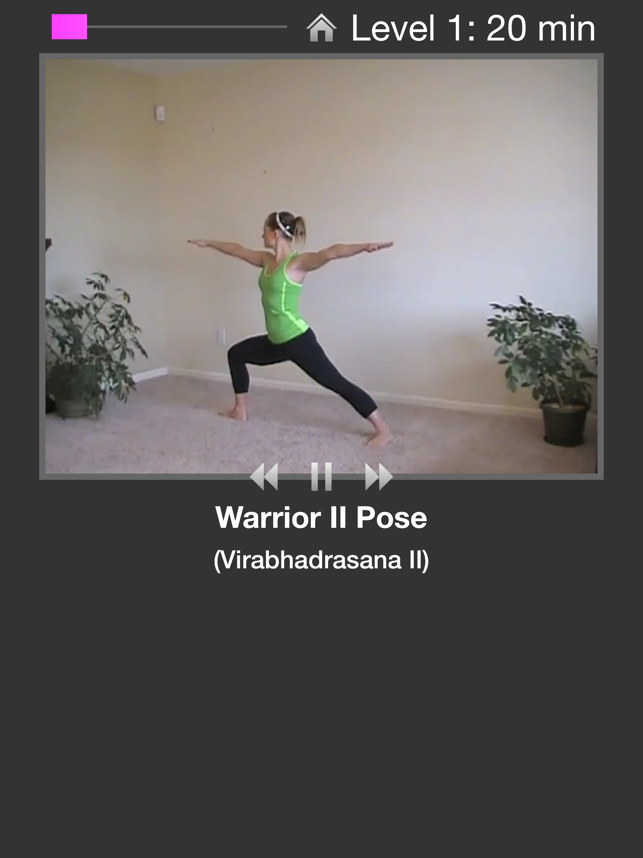 Simply Yoga - Fitness Trainer Screenshot