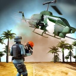 Flying Army Airplane Simulator