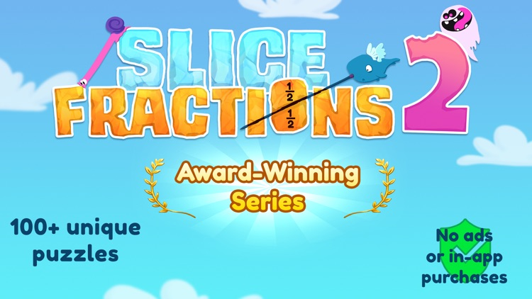 Slice Fractions 2 screenshot-4