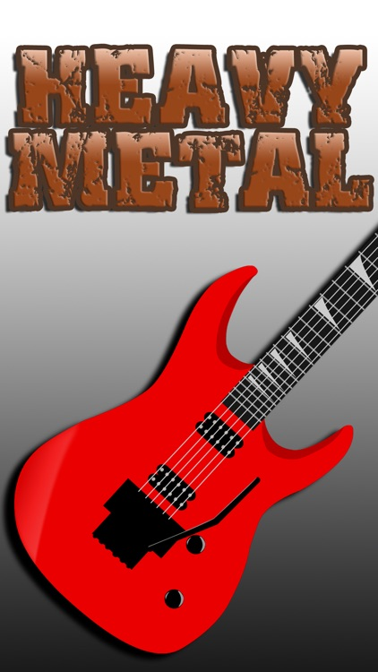 Heavy Metal Guitars 1