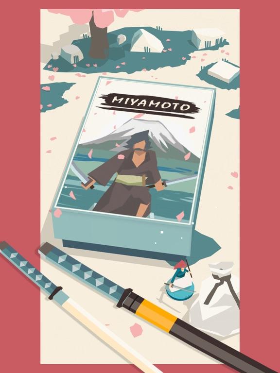 MIYAMOTO для iPad