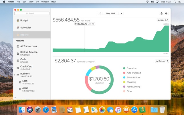 Jumsoft's finance tracker Money 5 gets Direct Downloads, becomes free Image