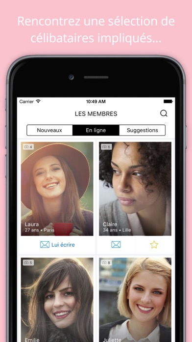 download Attractive World Rencontres apps 0
