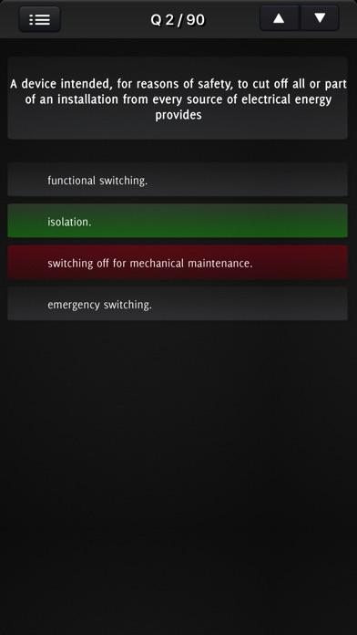 18th Edition Wiring Regs screenshot 2