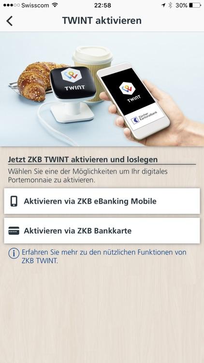 ZKB TWINT screenshot-4