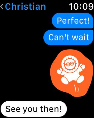 Screenshot #9 for Messenger