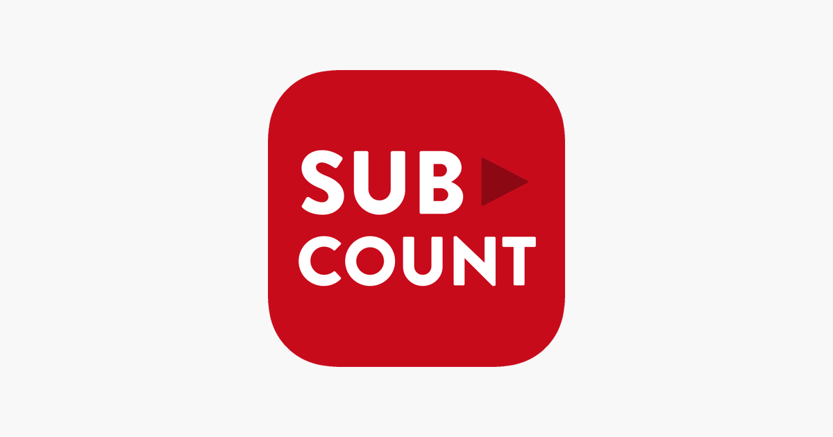 sub count on the app store