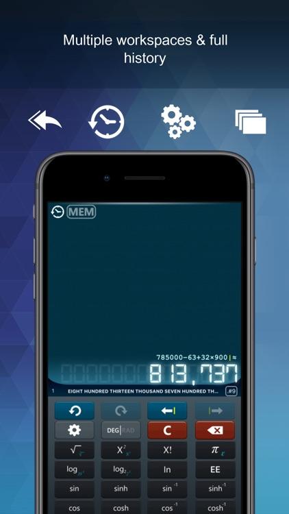 Calculator HD+ Pro