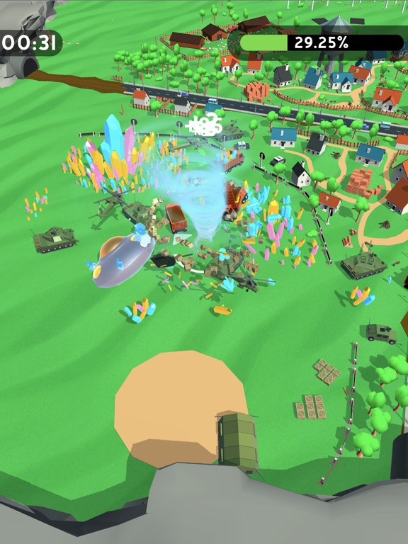 Tornado.io! screenshot 7