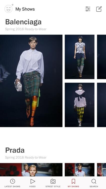 Vogue Runway screenshot-3