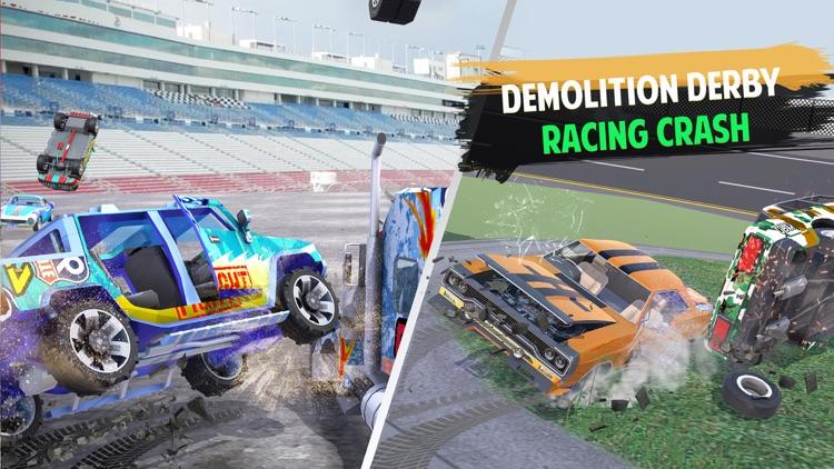 Derby Demolition screenshot-4