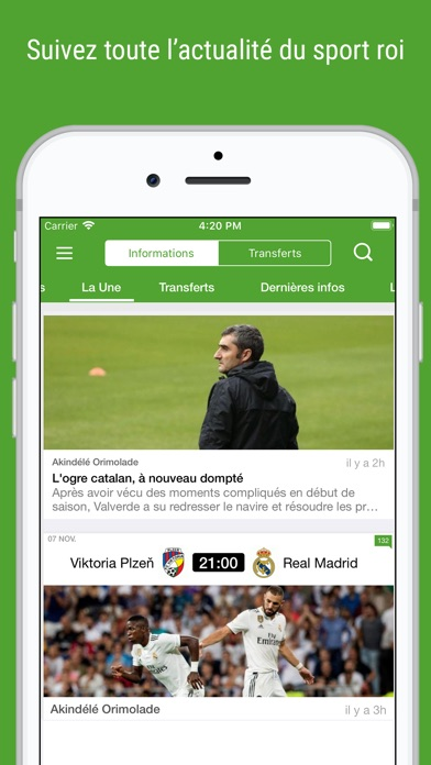 download BeSoccer Pro apps 3