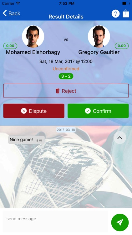 Slappy - Sports Ladder App