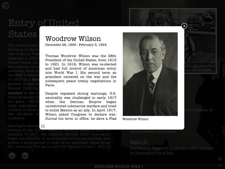 World War 1 History: WW1 screenshot-4