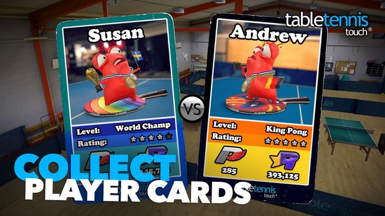 Table Tennis Touch screenshot-4