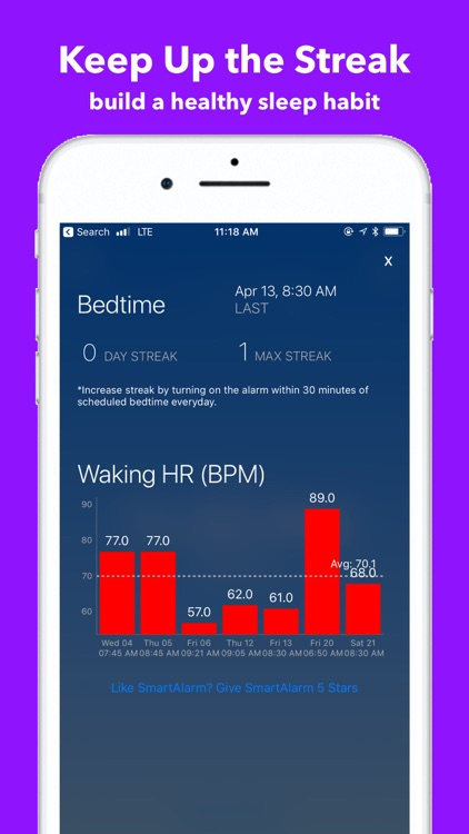 Smart Alarm Clock for Watch screenshot-5