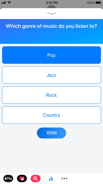 Tally - Polls for iMessage screenshot-6
