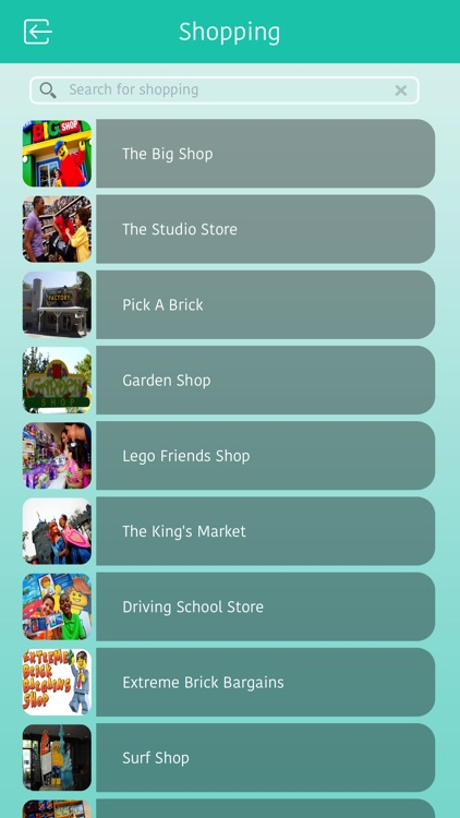 App for Legoland Florida