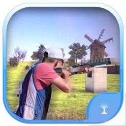 Skeet Target Shooting