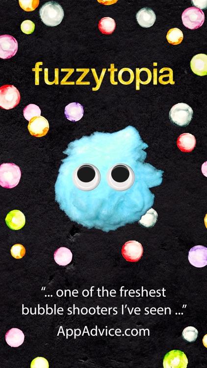 Fuzzytopia - Bubble Shooter Puzzle screenshot-0