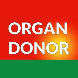 Digital Organ Donor Card